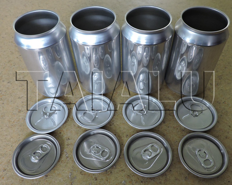 Aluminum Coil for Beverage Cans Material