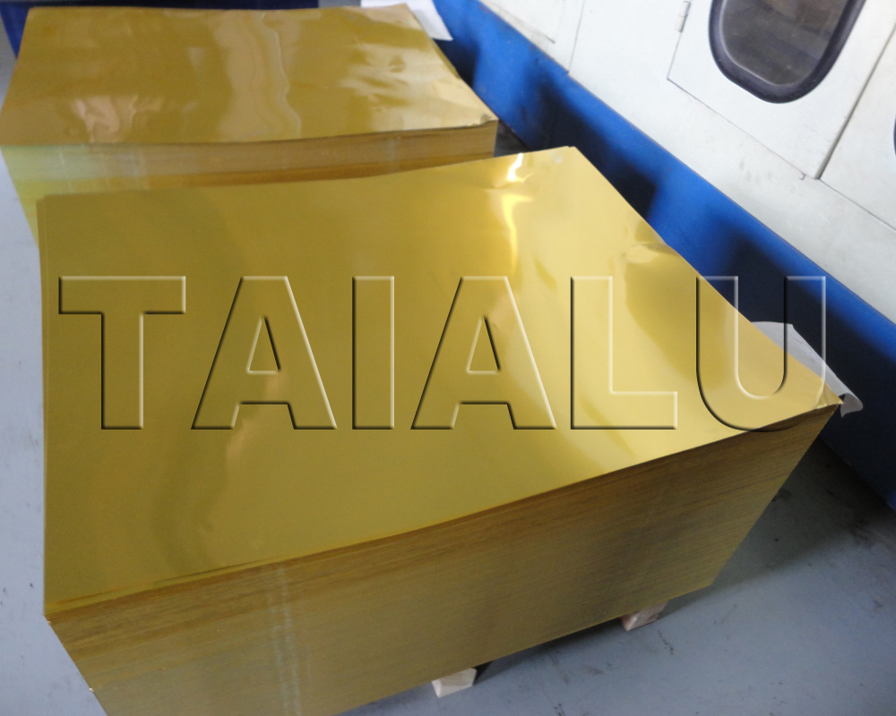 8011 H14 Coated Aluminium Sheet for PP Cap