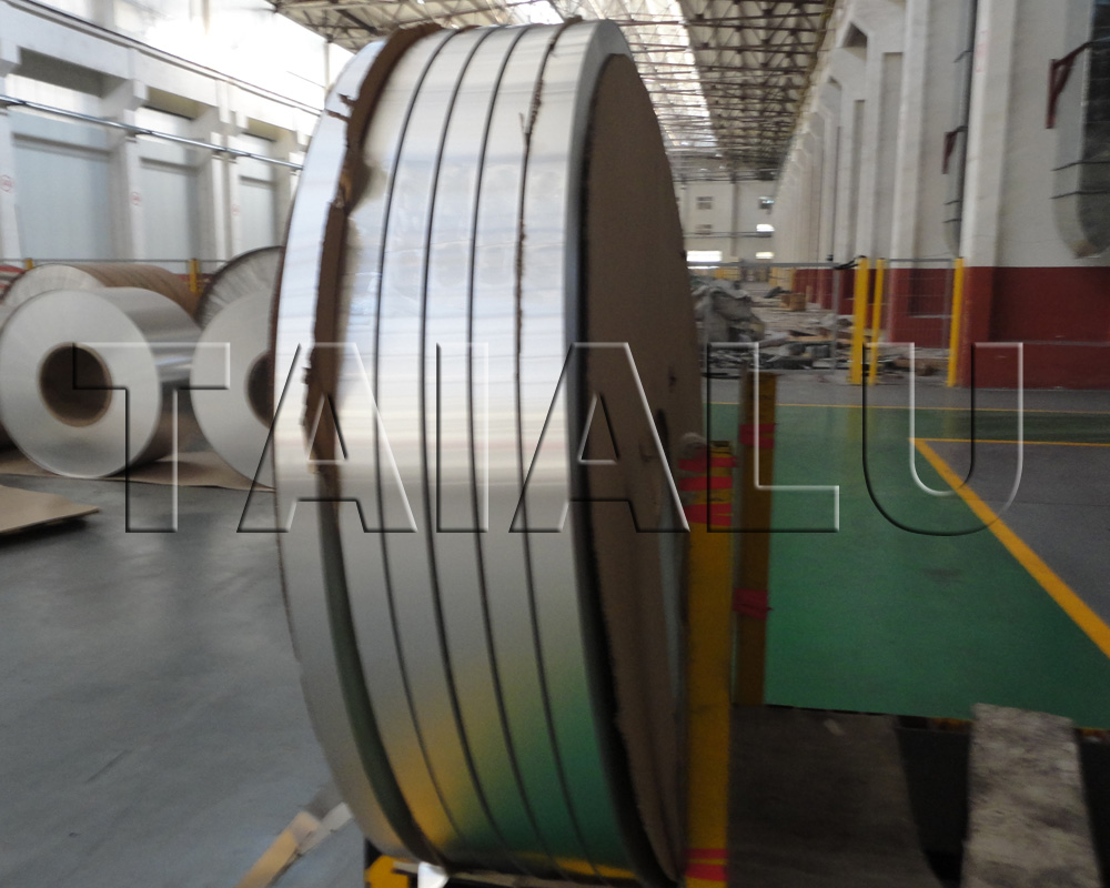 Heat Transfer Aluminum Fin Strip Tube Stock